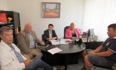 Больная тема: в Кохтла-Ярве вновь обсуждали долги по теплу