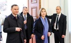Президент Кальюлайд: у экономических отношений с Польшей большой потенциал