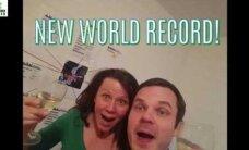 """Eestlased osalesid maailmarekordis: kõik selle ajakulu ja magamata tunnid kompenseeris teade raadiosaatjas: """"purustasime maailmarekordi!"""""""