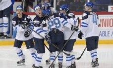 VIDEO: Milline mäng! Soome jäähokinoored alistasid Venemaa lisaajal ja võitsid MM-tiitli
