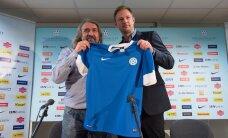 Eesti jalgpalli arengut pidurdab eelkõige tönts kriitikameel