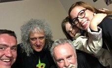 ФОТО: Таави Рыйвас познакомил всю свою семью с легендарными музыкантами Queen