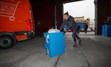 Toit jõuab e-poest koju kiiresti, kuid mõni toode jätab soovida