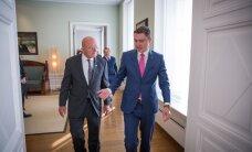 Рыйвас встретился с главой Национальной разведки США