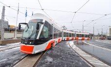 JAGA MULJEID ja PILTE Tallinna uuest trammist!