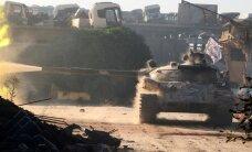 Окруженные боевики ИГ в Манбидже сдались сирийской оппозиции