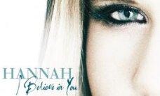 TRIUMF! Hannah'i uus singel on Inglismaal nr. 1!