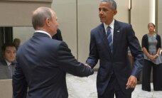 """Путин и Обама провели """"сложные переговоры"""" по Сирии и Украине"""