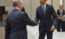 Путин и Обама больше часа обсуждали Сирию и Украину