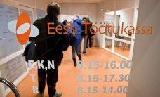 Eestis on töötajaid mullusest üle 4000 vähem