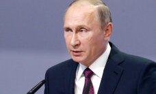 Путин назвал резолюцию Европарламента о борьбе с пропагандой деградацией демократии