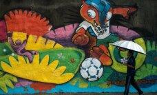 Jalgpalli MM Brasiilias suurendab hüppeliselt internetiliiklust