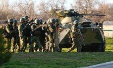 Rasmussen: invasiooni risk Ukrainas püsib