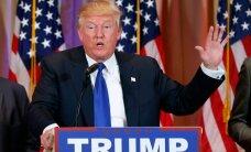 Trumpi kõne ehmatas Maailma Kaubandusorganisatsiooni peadirektorit