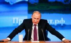 Путин прокомментировал обмен Савченко и заявление Порошенко про Крым