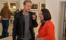 FOTOD ja VIDEO: Jaak Joalale pühendatud näituse avamisele jäid rahvahordid tulemata