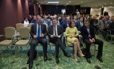 DELFI FOTOD JA VIDEO: Taavi Rõivas Reformierakonna volikogu eel: sai päris hea lepe, mis on kolme erakonna nägu