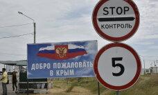 Жителей Крыма не пускают к родне в Эстонию, для них не принимают посылок