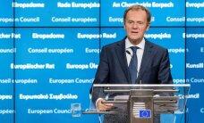 Donald Tusk: Venemaa strateegia on EL-i nõrgestamine