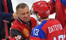 Российские миллиардеры награждены бронзовыми медалями как хоккеисты
