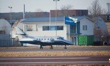 Saari teenindav uus lennufirma muudkui hilineb