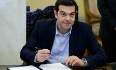 Tsipras mõistis Venemaa vastased sanktsioonid hukka