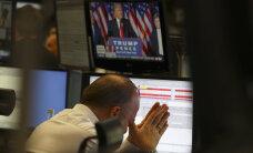 Победа Трампа на выборах в США отразилась и на Таллиннской бирже