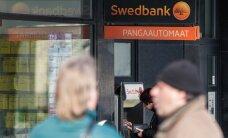Swedbanki kliendid astuvad esimestena sammu tulevikku: pangakaardid muutuvad kontaktivabaks