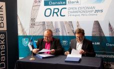 FOTOD: Danske Bank toetab Eesti suurimaid avamereregatte