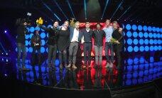 BLOGI JA FOTOD: Oodatud tulemus! Eesti Laulu võitis ja Eurovisionile sõidab Jüri Pootsmann! Laura tuli teiseks, Cartoon kolmandaks