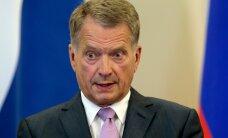 Vene armee telekanal väänab Niinistö sõnu: Soome on valmis NATO-ga liituma