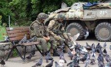Ida-Ukrainas tulistati valitsusvägede positsioone 30 korral, hukkus viis Ukraina sõdurit