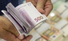 Euroopa Komisjoni häirivad 500-eurosed rahatähed: need on terroristide, kurjategijate ja Kreeka säästjate lemmikud!