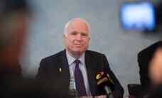 """Джон Маккейн не верит в """"перезагрузку"""" отношений с Кремлем"""