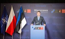 Рыйвас: поведение России в Украине существенно не изменилось — Крым по-прежнему оккупирован