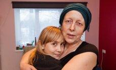 Vähihaige Põlva naine: pean pidama lapselapsele antud lubadust
