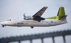 100 SEKUNDIT: Reisija filmis AirBalticu lennuki hädamaandumist, Eesti salastas oma otsuse osaleda kõnelustel Venemaaga