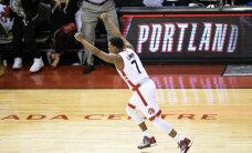 VIDEO: Lowry lõpusekundi imevise päästis Raptorsi lisaajale, kuid võidu võttis Heat