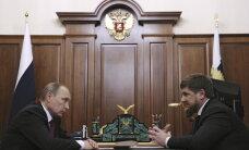 Путин оставил Кадырова исполнять обязанности главы Чечни