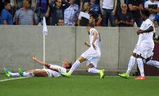FOTOD: Debütant Leicester City alustas Meistrite liigat võimsalt, Madridi Real võitis üleminutitel