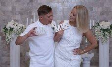 Palju õnne! Kaalusaatest tuntud Myfitnessi peatreener Eva Ottas abiellus salaja Las Vegases
