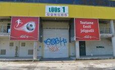 FOTOD JA VIDEO: Jalgpallihuligaanid sodisid pärast Flora - Levadia mängu Lilleküla staadionit