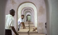 Meeter iga aasta eest! Kuubal rulliti Fidel Castro juubeliks valmis jalgpalliplatsi pikkune sigar