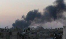 Liibanon protesteeris oma asulate pommitamise vastu Süüriast