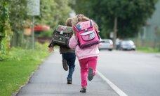 HEA TEADA: Kui pikk tohib olla koolitee ja kui raske ranits?