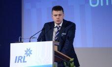 Urmas Reinsalu IRLi suurkogul: Reformierakonna turunduskontor käsitles julgeolekukriisi kui turundusvõimalust