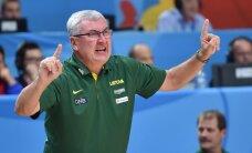 Selgus Leedu korvpallikoondis Rio olümpiaturniiriks