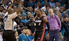 VIDEO: Indiana ja Miami olid võidukad ja viisid playoffseeriad otsustava mänguni