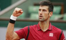 Djokovic sai neljandas ringis raske võidu