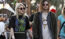 USKUMATU: Kurt Cobaini tütre Frances Beani logardist abikaasa nõuab abielulahutuse eest üüratuid summasid